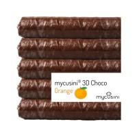 mycusini® 3D Choco Dark Orange Refill