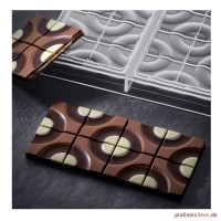 Schokoladentafel-Form Target (PC5008)