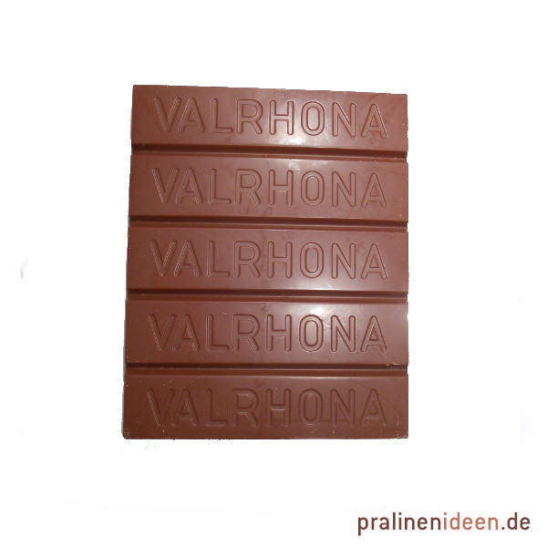 1kg Valrhona-Kuvertüre Orange Lait