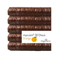 mycusini® 3D Choco Dark Orange Refill