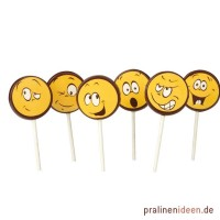 Blisterfolie Lolly Smileys