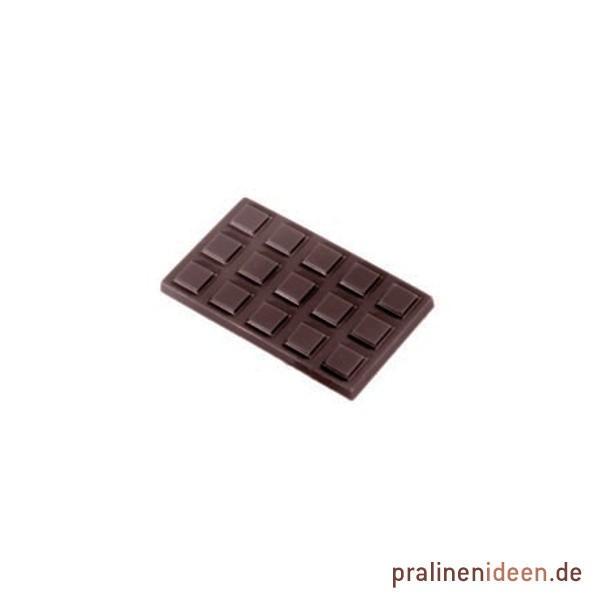Schokoladentafel-Form Mini-Tafel (CW2266)