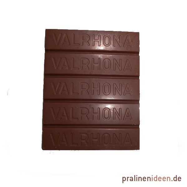 1kg Valrhona-Kuvertüre Orange Noire 56%