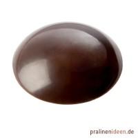 Pralinenform flache Kuppel (CW1847)