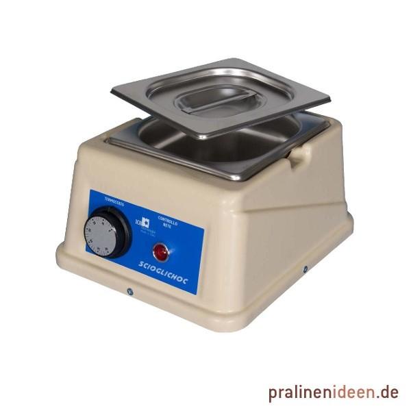 Temperiergerät / Schokoladen-Warmhaltebecken ICB 1,5l