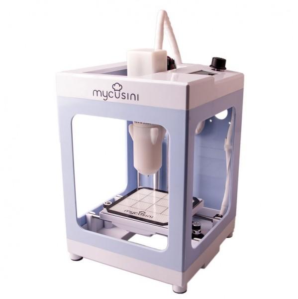 MyCusini® 3D Schoko-Drucker