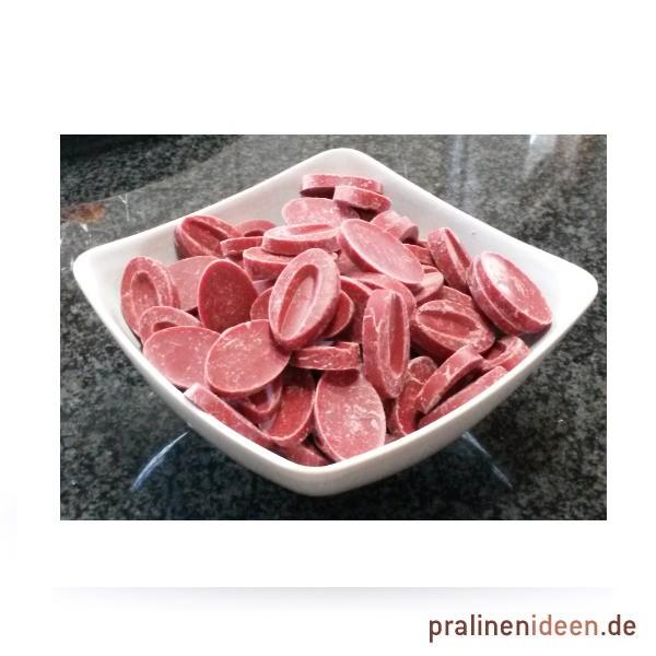 3kg Valrhona-Kuvertüre Inspiration Erdbeer