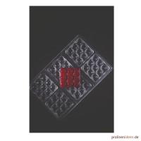 Schokoladentafel-Form Mini Bricks (PC5013)