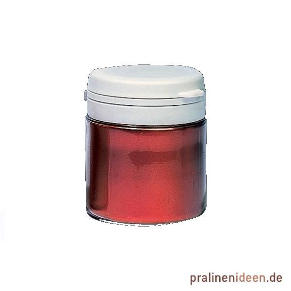 Metallic-Lebensmittel-Pulverfarbe PCB Rubinrot 10g