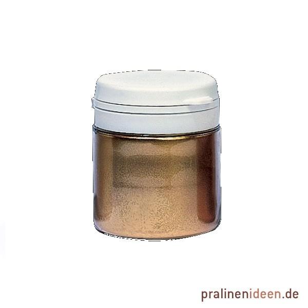 Metallic-Lebensmittel-Pulverfarbe PCB Bronze 12g