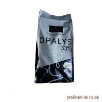 3kg Valrhona-Kuvertüre Opalys weiß