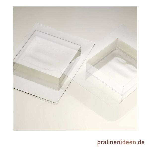 Gießform Schachtel
