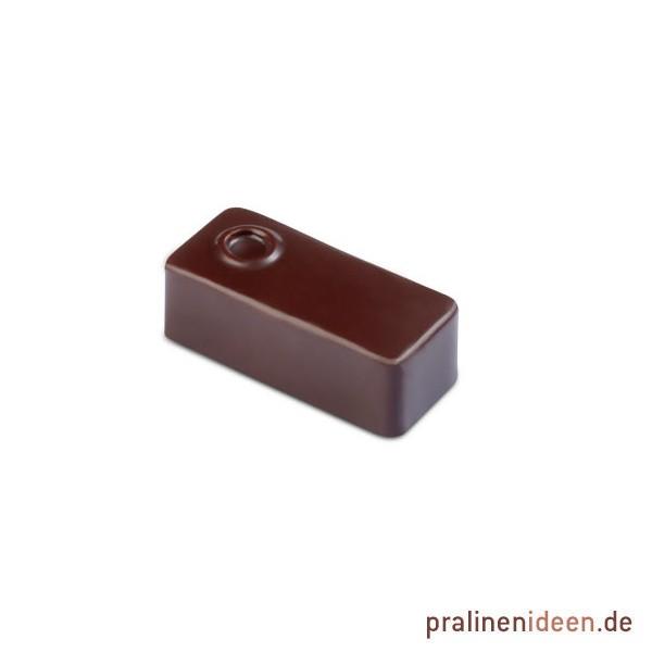 Pralinenform matt Rechteck (PC108)