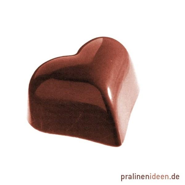 Pralinenform Herz (CW1526)