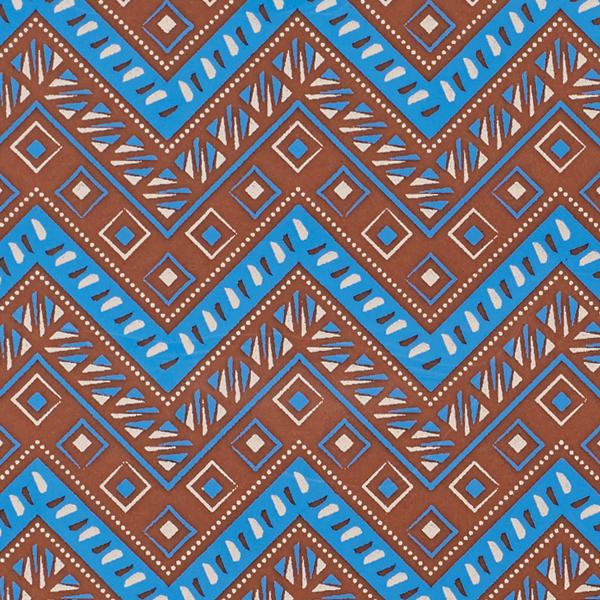 Transferfolie Inka blau