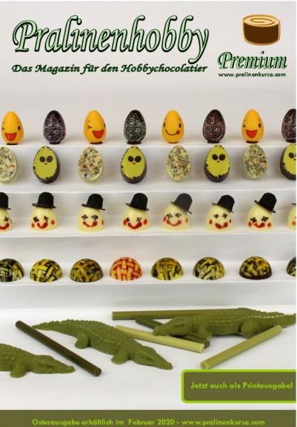Zeitschrift Pralinenmagazin Frühjahrsausgabe 2020
