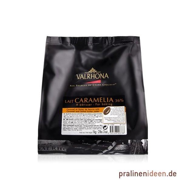 1kg Valrhona-Kuvertüre Caramelia 36%