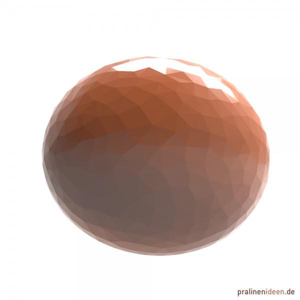 Pralinenform Diamant-Linse (CW1939)