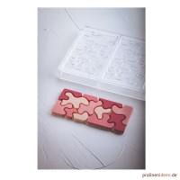 Schokoladentafel-Form Camouflage  (PC5011)