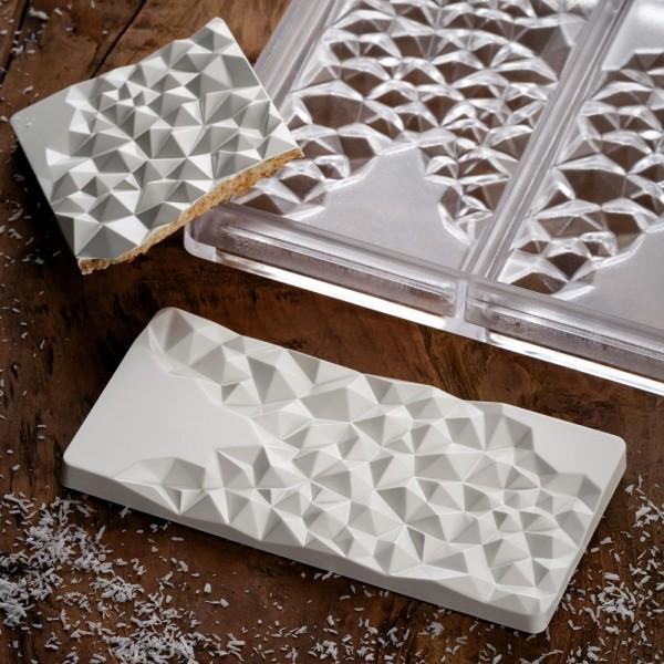 Schokoladentafel-Form Fragment (PC5004)