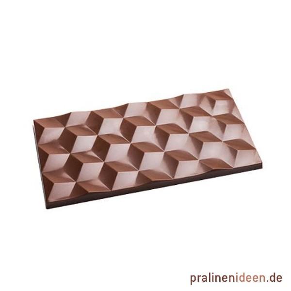 Schokoladentafel-Form Sechseck (CW2448)