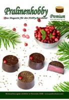 Zeitschrift Pralinenmagazin Weihnachtsausgabe 2020